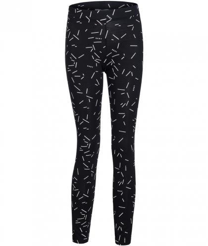 DKNY Legging in schwarz