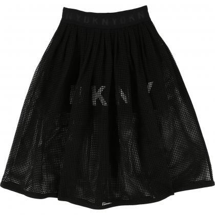 DKNY Milano Rock in schwarz