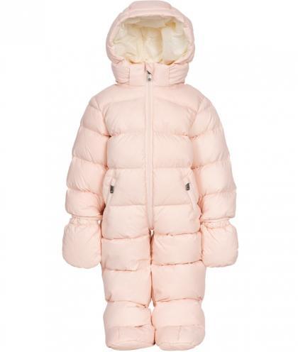 Eddie Pen Mellow Baby Schneeanzug in rosa