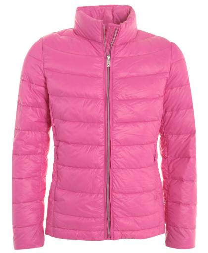 Sommerdaunenjacke Smoochy in pink
