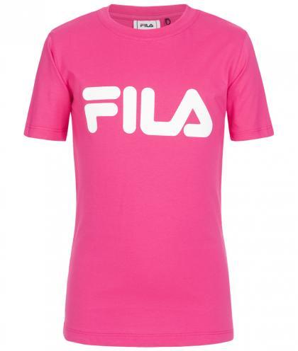 FILA Classic Logo T-Shirt - pink