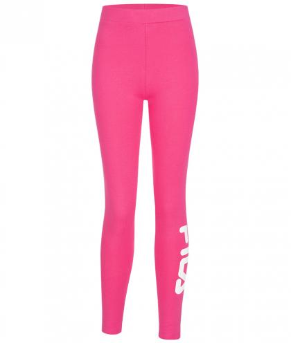 FILA Flex Leggings mit Logo - pink