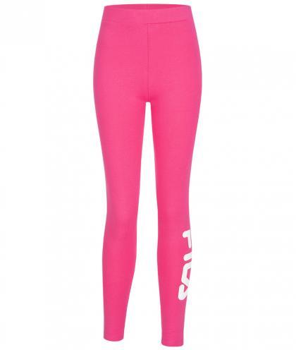 FILA Flex Leggings mit Logo - pink