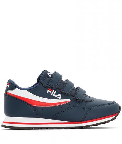 FILA Orbit Velcro Sneaker mit Klett - navy