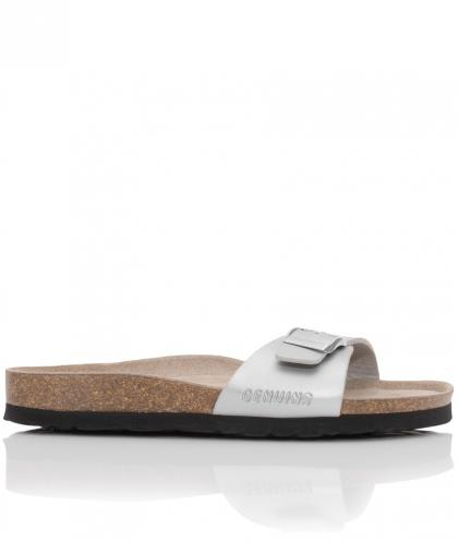 Genuins sandals Londres in grey