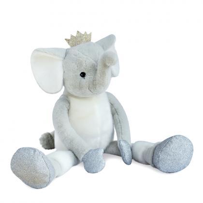 Histoire d´Ours Elefant Elfy 60 cm - grau