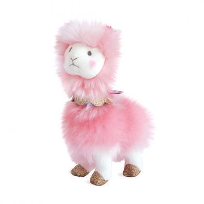 Histoire d´Ours Lama 20 cm - pink