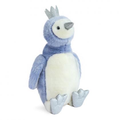 Histoire d´Ours Pinguin 50 cm - bleu