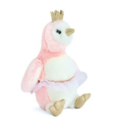 Histoire d´Ours Pinguin 30 cm - rosa