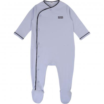 Boss baby sleep overall -  light-blue