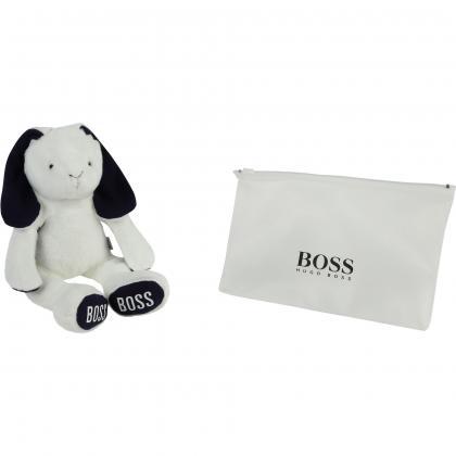 Hugo Boss Baby Kuschelhase - weiß