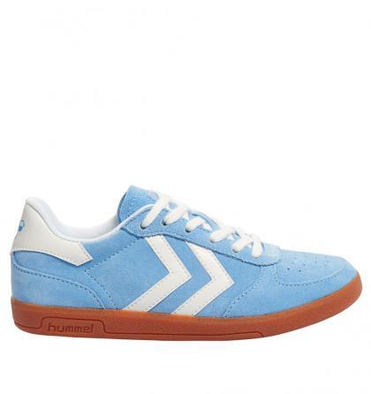 Hummel Sneaker Victory JR in light-blue