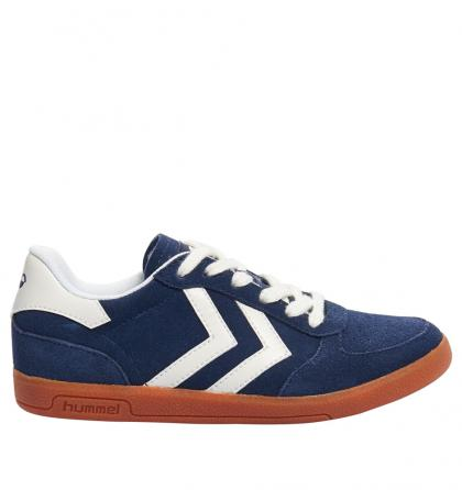 Hummel Sneaker Victory JR in dunkelblau