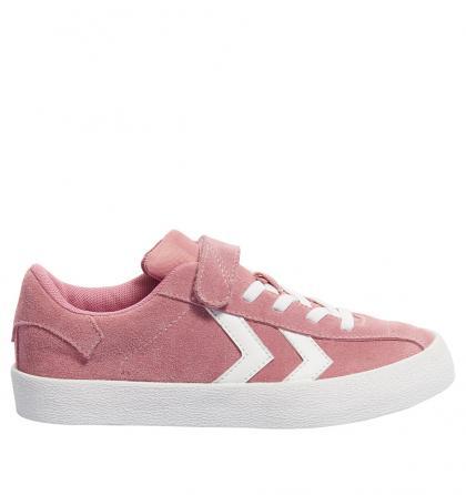 Hummel Sneaker Diamant JR in rosa