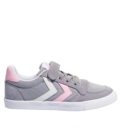 Hummel Low-Sneaker Slimmer Stadil in grau
