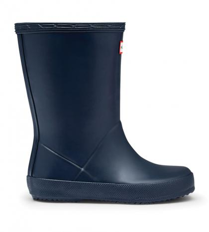 Hunter Kids First Classic Gummistiefel matt in navy