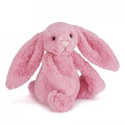 Jellycat Bashful Sorbet Bunny in pink (S-M)