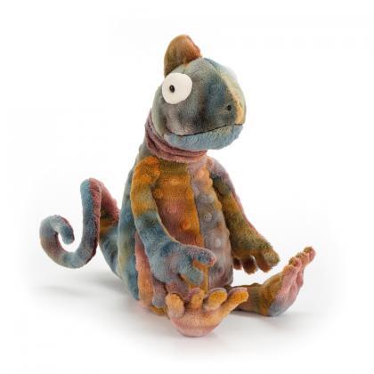 Jellycat Colin Chameleon - bunt