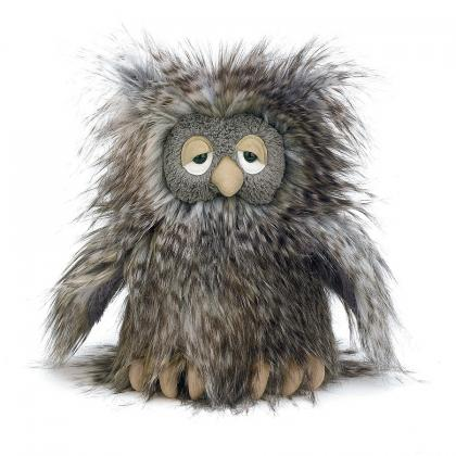 Jellycat Orlando Owl in grey