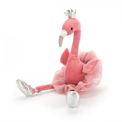 Jellycat Fancy Flamingo - pink