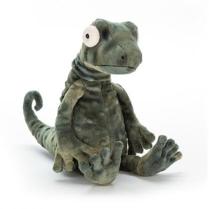 Jellycat Gary Gecko - green
