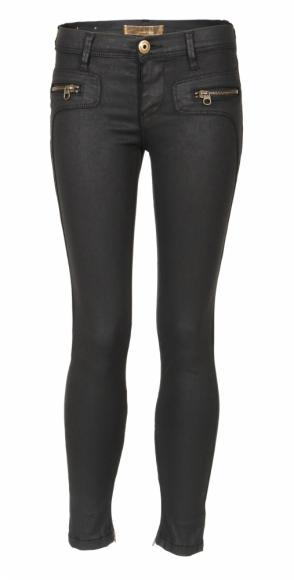 Jegging Elite Jacky in schwarz