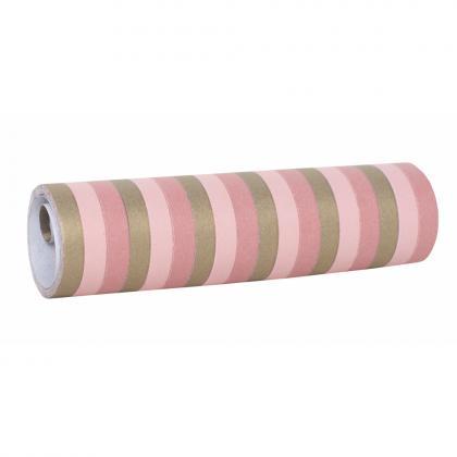 Jabadabado Luftschlangen, 2 Stück - pink