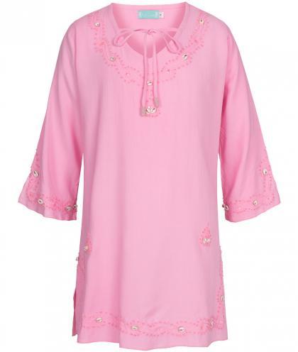 Kleid Handmade in pink