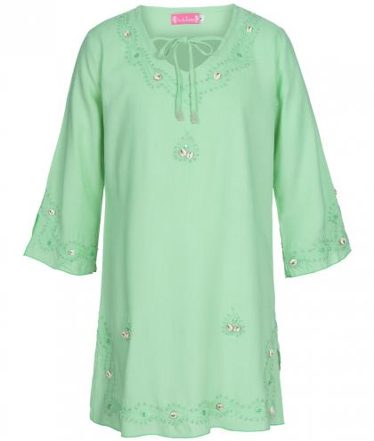 Kleid Handmade in mint