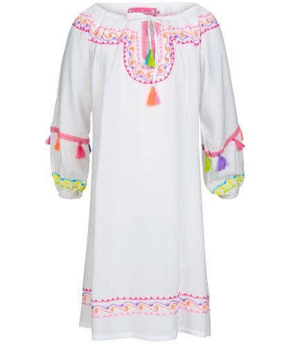 Kleid Handmade in weiss