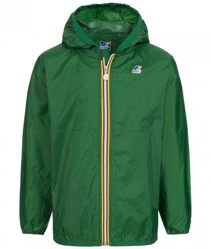 K-Way Raincoat Claude in green