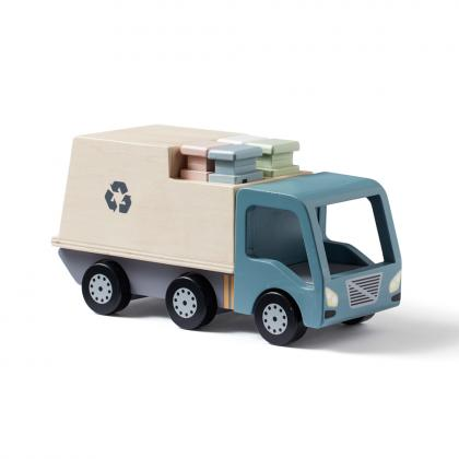 Kids Concept Müllwagen Aiden - Bunt