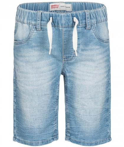Levi´s Jogg-Jeans Shorts in hellblau