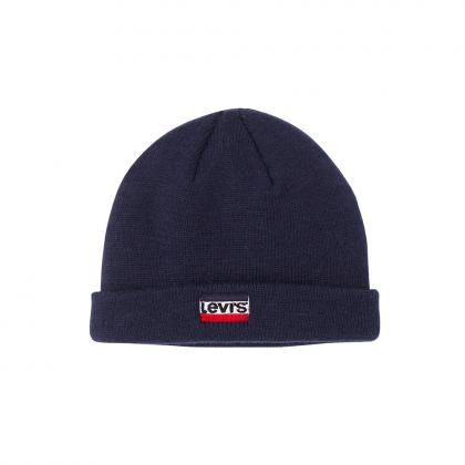 Levi's Baby hat Hero with small logo in navy