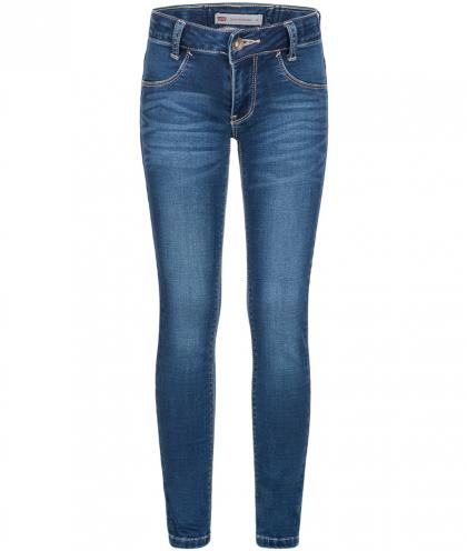 Levis Super Skinny Jegging 710 in dunkelblau