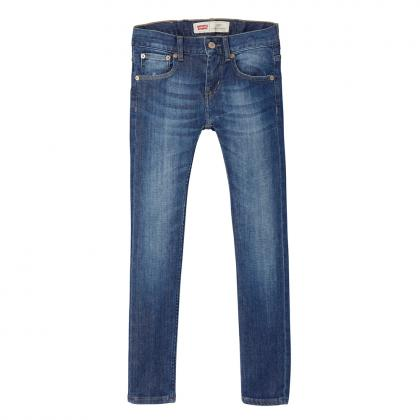 Levi's Extreme Skinny Jeans 519 in blau