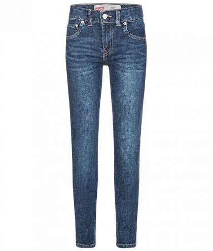 Levis Skinny Jeans 510 in navy