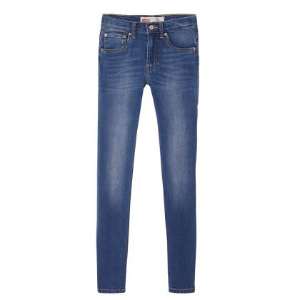 Levi's Extreme Skinny Jeans 519 - indigo