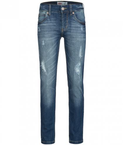 Slim Jeans 511 im Used look