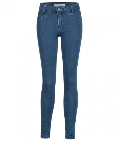 Levi's super skinny Jeggings 710 in dunkelblau