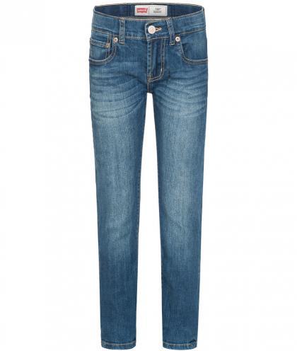 Levi´s Skinny Jeans 510 in blau