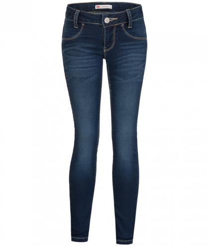 Levis 710 Super Skinny jeans in blue