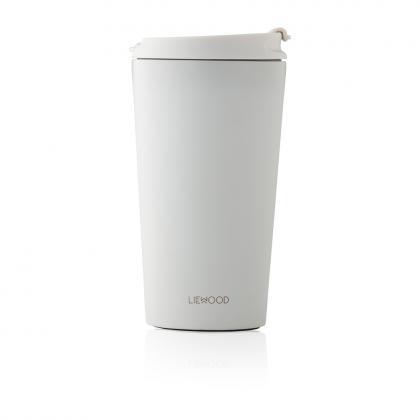 Liewood Kikki steel thermo cup - grey