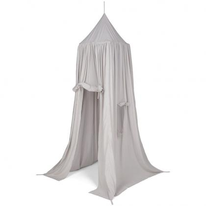 Liewood tent/canopy Luke of 100% organic cotton - grey