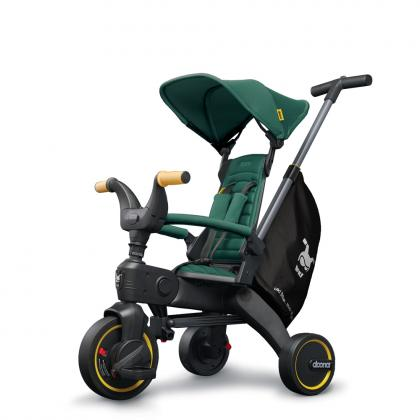 Liki Trike S5 Delux Dreirad 5-in-1 by Doona - Racing Green