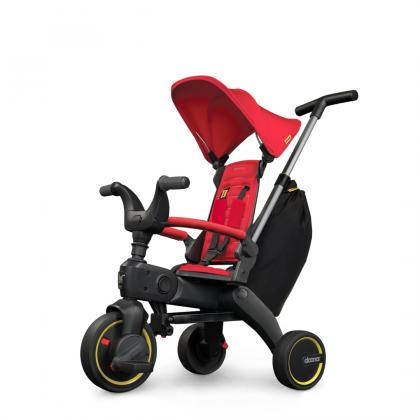 Liki Trike S3 Dreirad 5-in-1 by Doona - Flamered