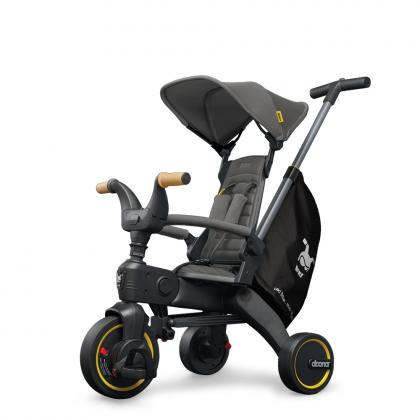 Liki Trike S5 Delux tricycle 5-in-1 by Doona - Grey Hound