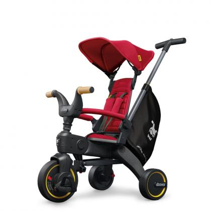 Liki Trike S5 Delux Dreirad 5-in-1 by Doona - Flamered