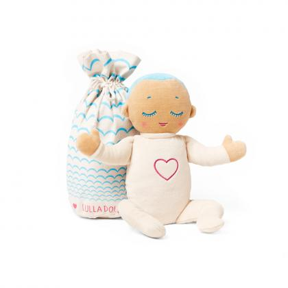 Lulla Doll sleeping companion with sound -  Lulla Sky