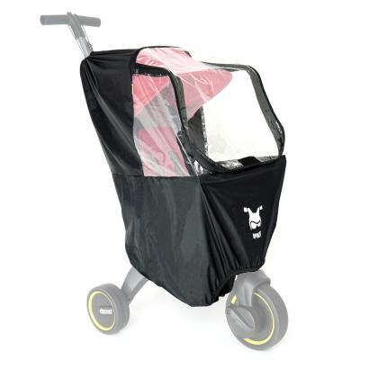 Liki Trike Regenschutz by Doona - Nitro Black